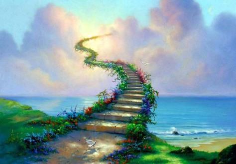 Scala verso il paradiso