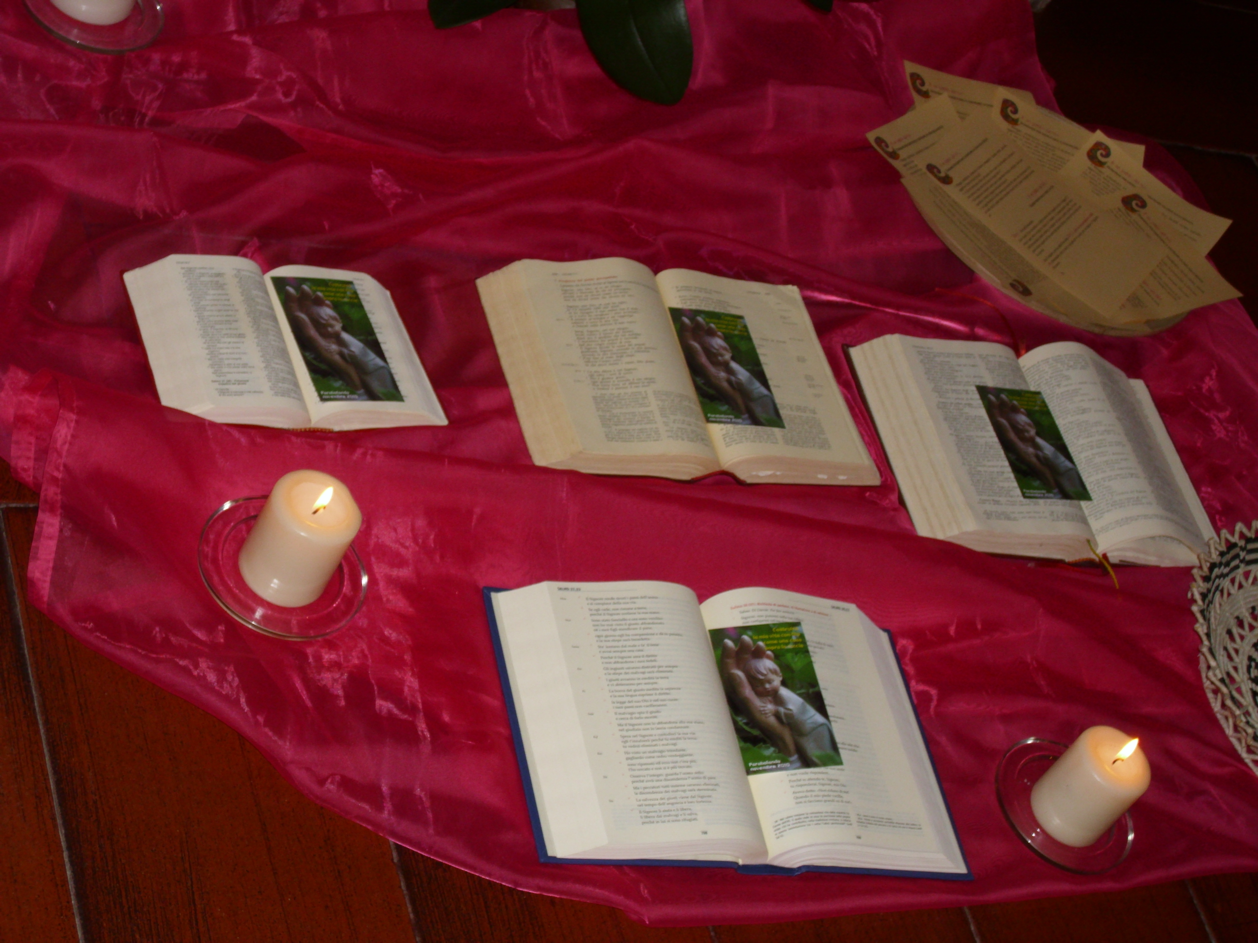 Adorazione eucaristica costruisci la tua casa sulla for Costruisci la tua casa online