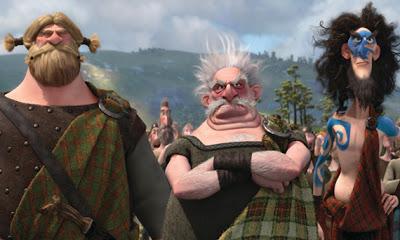 Ribelle the brave la colonna sonora del film pixar tra