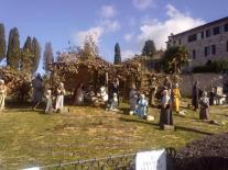 presepe ad Assisi