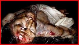 procida, 30 03 09, cristo morto (congrega dei turchini)