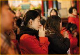 cattolici cinesi cv