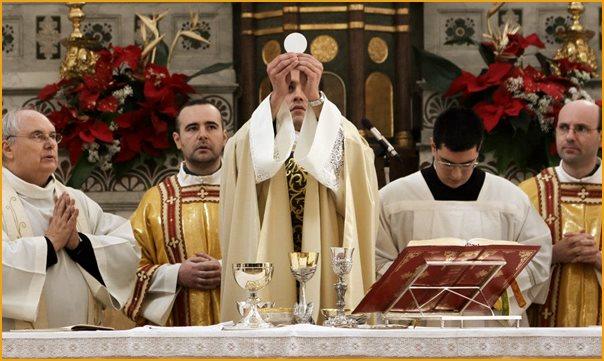 eucaristia cv