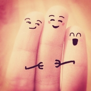 abbraccio famiglia