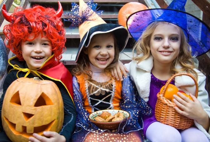 Dolcetto o scherzetto? Dolcetti della felicità per un All Hallows Eve luminoso!