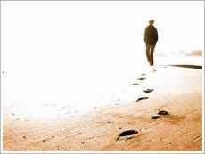 camminando verso la luce cv