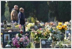 cimiteri e defunti cv