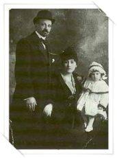 famiglia ottocentesca cv