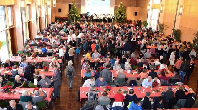 Testimoni ieri e oggi_ Sant'Egidio e il pranzo di Natale
