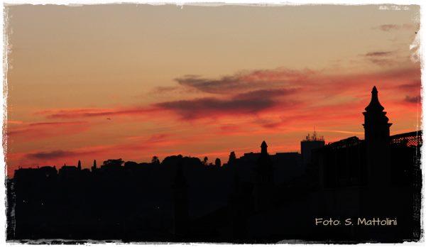 tramonto romano cv