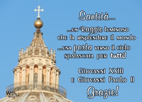 Canonizzazione 2papi