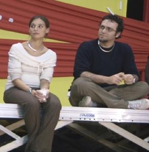 Chiara Corbello coppia