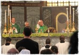 celebrazione eucaristica cv