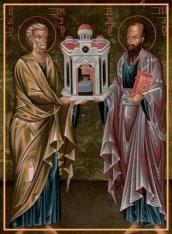 Santi Pietro e Paolo cv