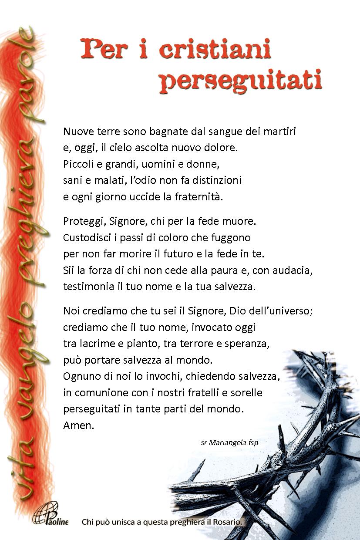 Famoso preghiera | Cantalavita CM92