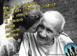 famiglia e anziani