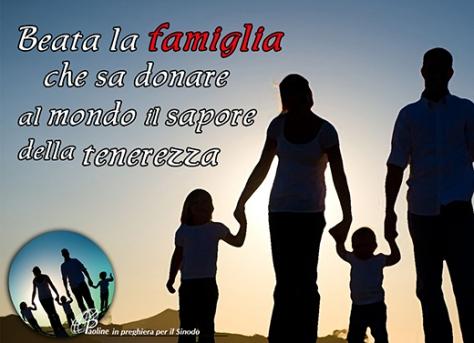 tenerezza e famiglia
