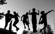 salti di gioia