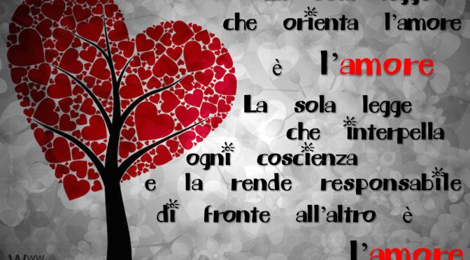 L'amore tocca – Buona domenica! – VI domenica del Tempo Ordinario – anno B