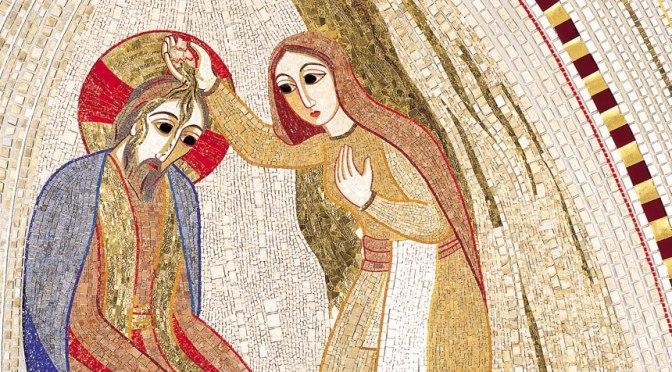 Con Maria a Betania – lunedì santo