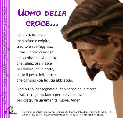 Uomo della croce