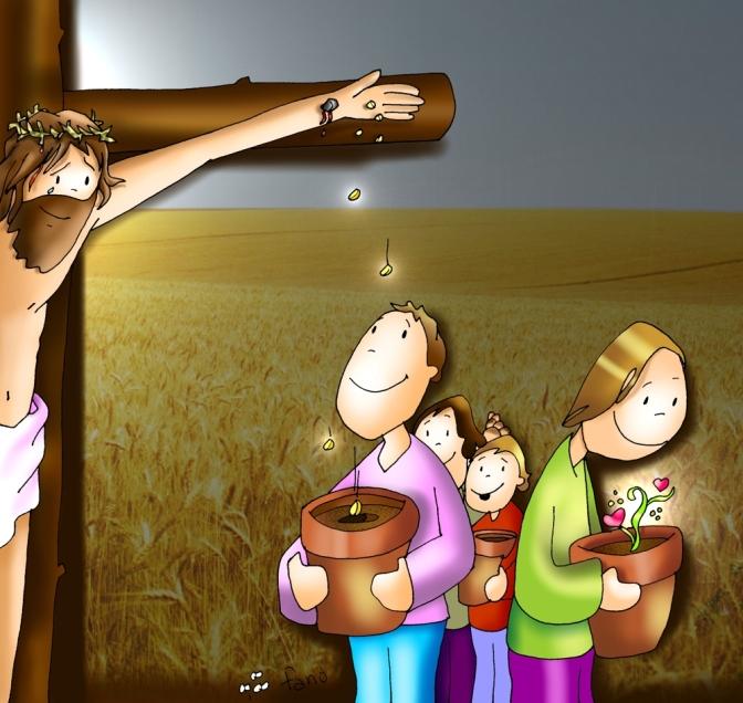 Vogliamo vederti Signore! – Buona domenica! – V domenica di Quaresima – anno B