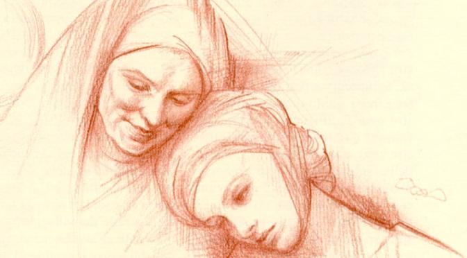 Le donne ai piedi della croce – venerdì santo