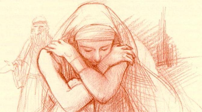 Le donne sulla via dolorosa – mercoledì santo