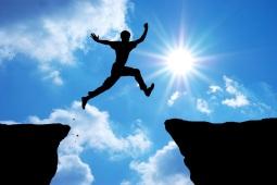 fiducia saltare