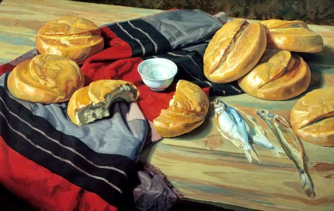 Il coraggio dei poveri – Buona domenica! – XVII Domenica Tempo Ordinario – anno B