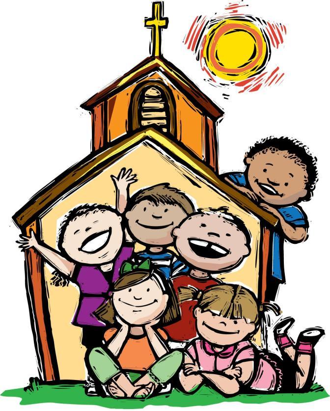 Il catechismo inizia!