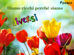 #pace_Siamo ricchi perché siamo diversi_ITA
