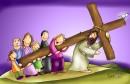 servi del Vangelo Venerdì santo croce