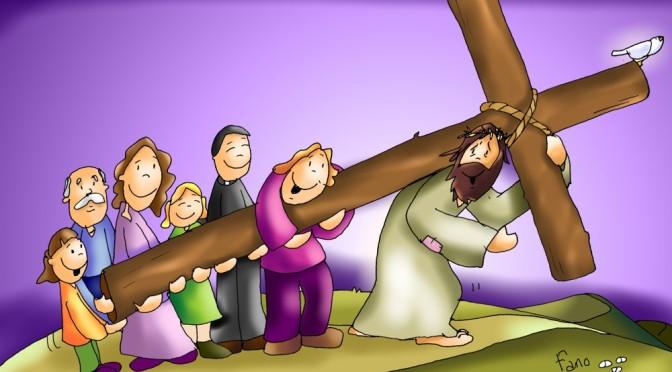 Re nell'amore – Buona domenica! – XXXIV Domenica Tempo Ordinario – Solennità di Gesù Cristo Re dell'universo – anno B