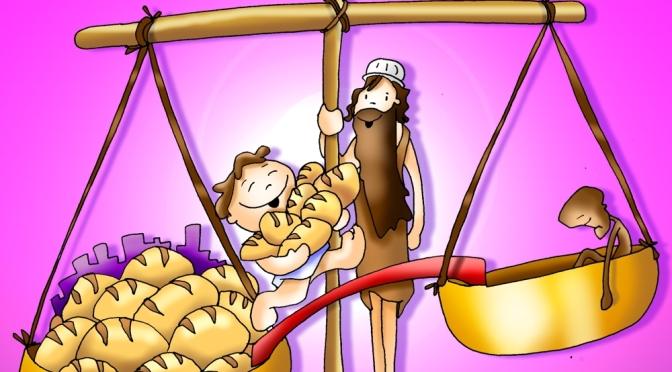 Gioite, è vicino! – Buona domenica! – III domenica di Avvento – anno C