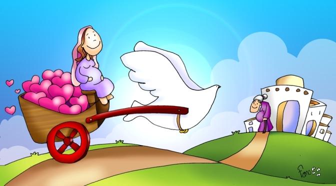 Essere benedizione – Buona domenica! – IV domenica di Avvento – anno C