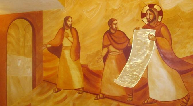 Amici di Dio – Buona domenica! – III Domenica Tempo Ordinario – anno C