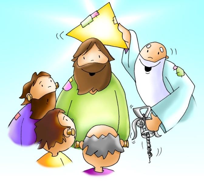 Dio si rivela! – Buona domenica! – II domenica Quaresima – anno C