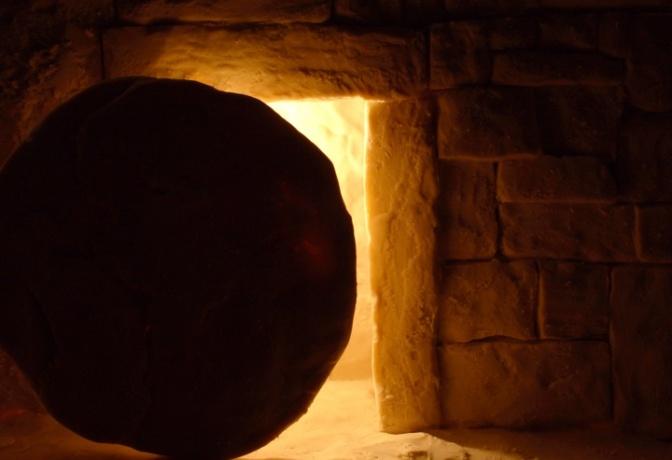 tomba vuota resurrezione