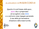 21_Allenarsi Misericordia VI Pasqua