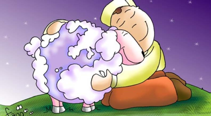 Nessuno vi strapperà da me! – Buona domenica! – IV Domenica Di Pasqua – anno C