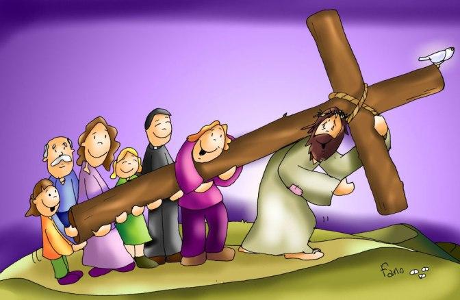 fano portare la croce