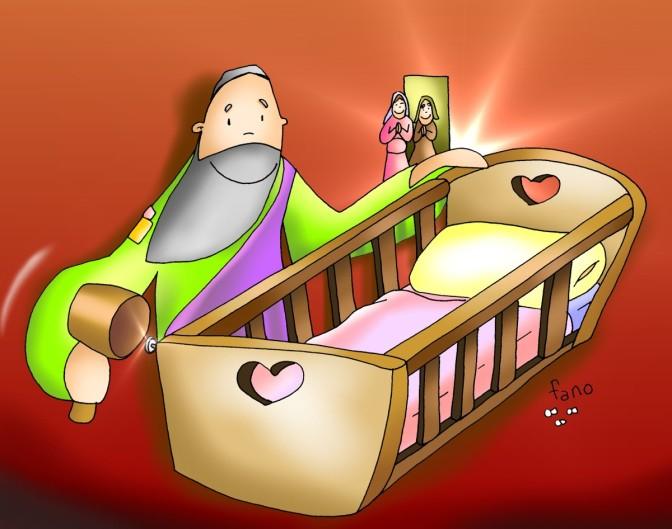 È con noi! – Buona domenica! – IV Avvento – Anno A
