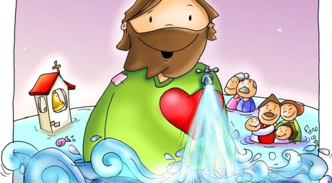 Acqua che disseta – Buona domenica! – III Quaresima – Anno A