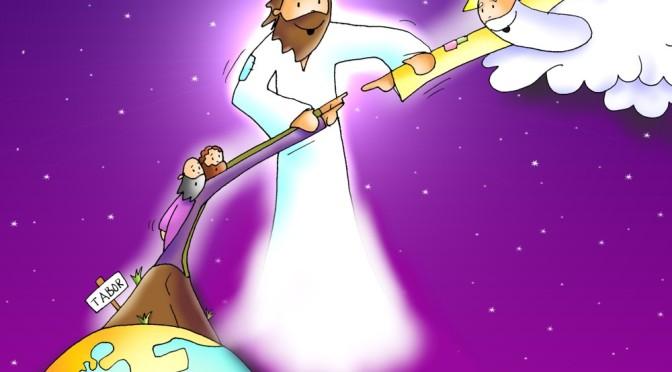 L'amato da Dio– Buona domenica! – II Quaresima – Anno A