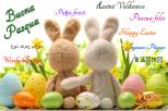 Buona Pasqua plurilingue