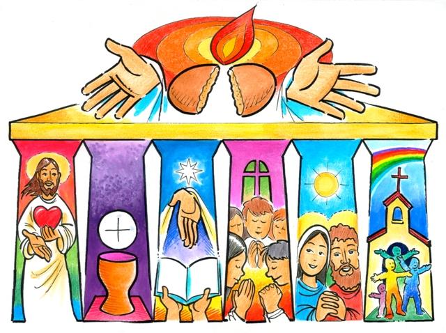 Il Pane dell'unità – Buona domenica! – Solennità del Corpo e Sangue del Signore – Anno A