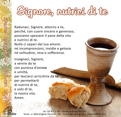 Corpus domini_preghiera