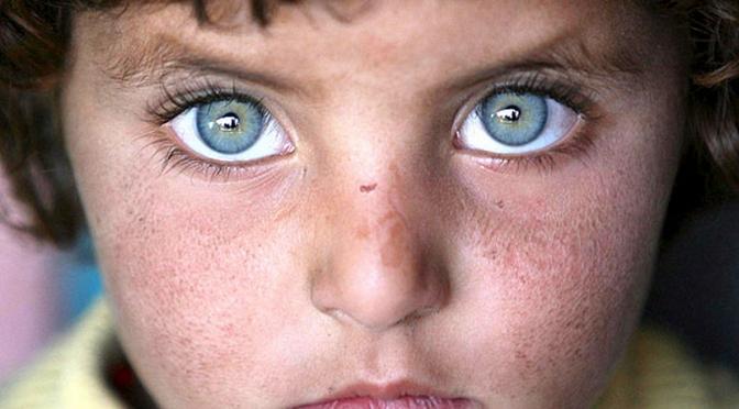 Gli occhi dei piccoli – Buona domenica! – XIV domenica del Tempo Ordinario – Anno A