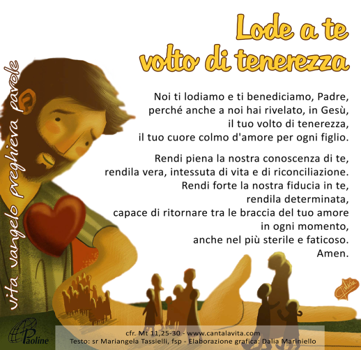 XIII TO_preghiera